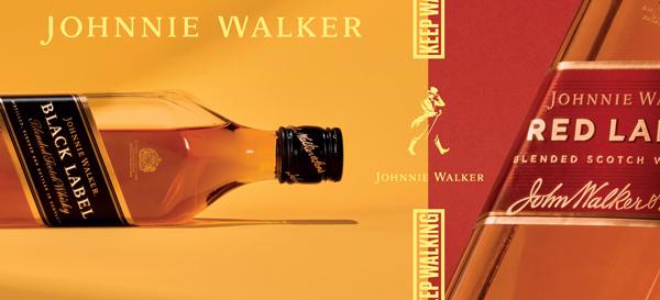 Johnnie Walker Black vs. Red Label Aged