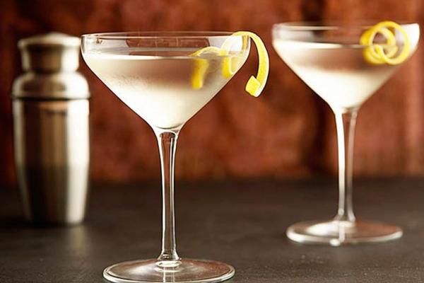 Vodka vs. Gin Martini Classification