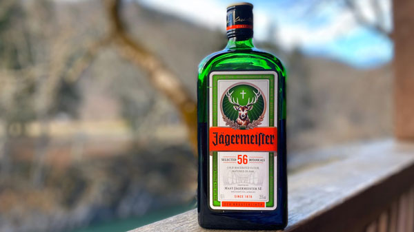 what kind of alcohol is jagermeister?